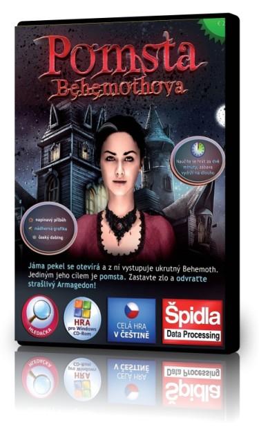 Hledačky - Pomsta Behemothova (2. díl v sérii)