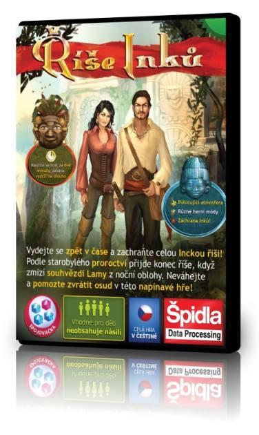 Spojovačky - Říše Inků