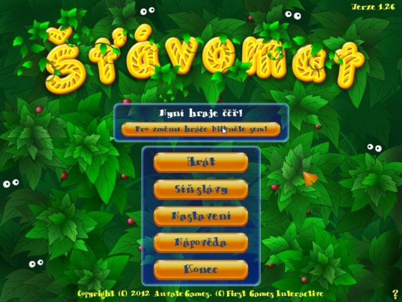 Obrázek ze hry Šťávomat