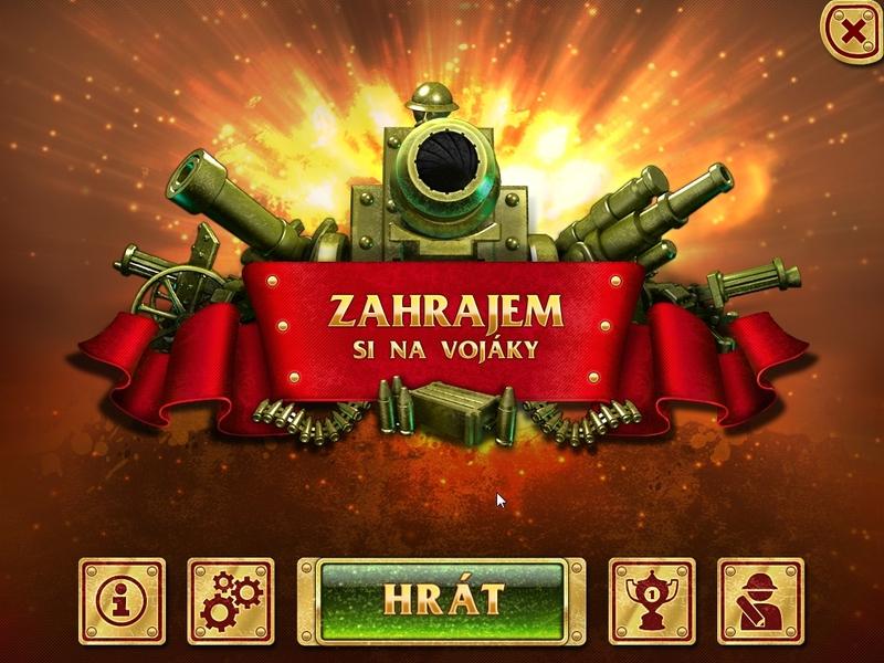 Obrázek ze hry Zahrajem si na vojáky