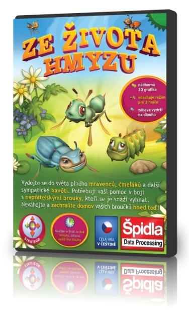 Logické hry - Ze života hmyzu