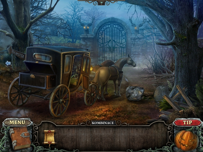 Obrázek ze hry Bezhlavý jezdec: Legenda ze Sleepy Hollow