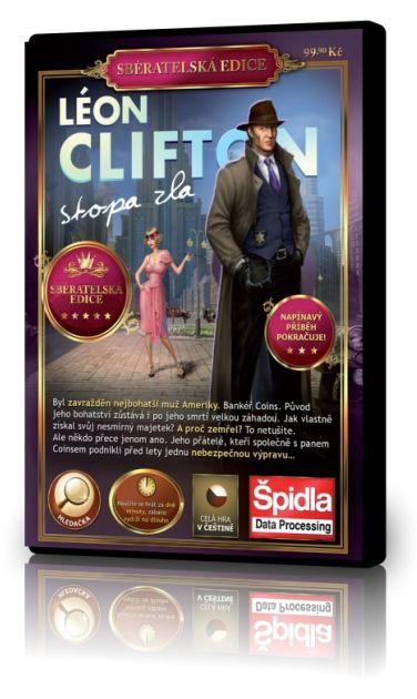 Hledačky - Léon Clifton - Stopa zla: Sběratelská edice