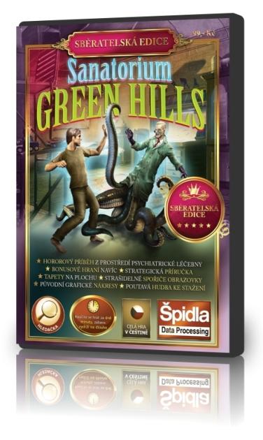 Hledačky - Sanatorium Green Hills - Sběratelská edice