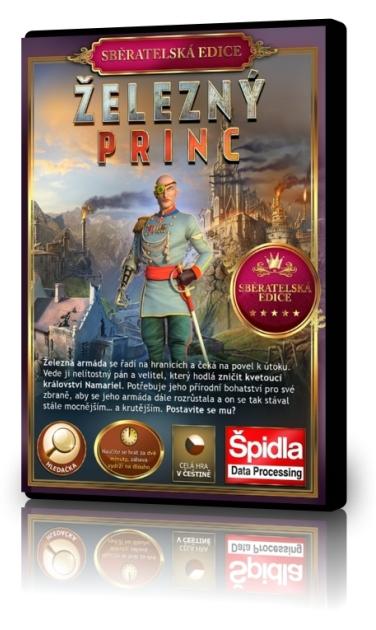 Hledačky - Železný princ - Sběratelská edice