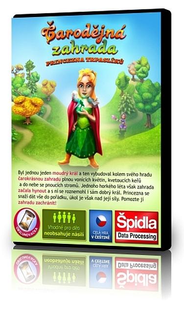 Obsluhovačky - Čarodějná zahrada 1 - Princezna trpaslíků