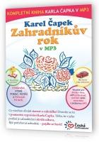 Pohádky v MP3 ke stažení - Karel Čapek - Zahradníkův rok