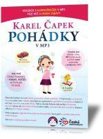 Pohádky v MP3 ke stažení - Karel Čapek - Pohádky v mp3