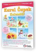 Pohádky v MP3 ke stažení - Karel Čapek - Kalendář v MP3