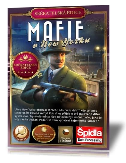 Hledačky - Mafie v New Yorku 1 - Sběratelská edice