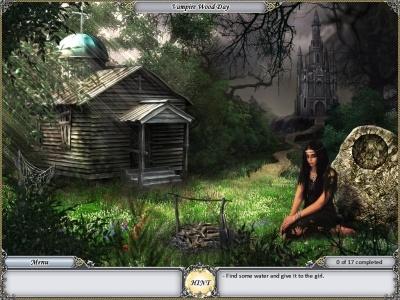 Obrázek ze hry Cesta za dobrodružstvím 2 - Kouzelné obrazy