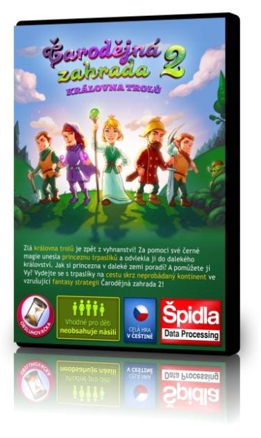 Obsluhovačky - Čarodějná zahrada 2 - Královna trolů
