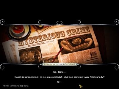Obrázek ze hry Cesta za dobrodružstvím 3 – Na stopě duchům