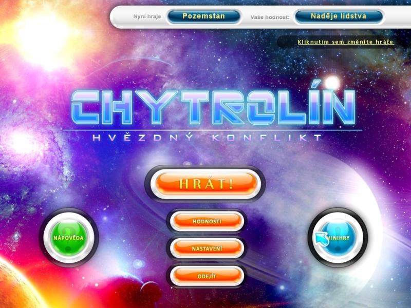 Obrázek ze hry Chytrolín - Hvězdný konflikt