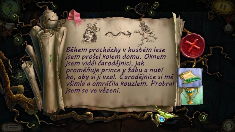 Obrázek ze hry Čarodějný žertík - Žabí štěstí – Sběratelská edice