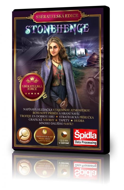 Hledačky - Stonehenge - Sběratelská edice