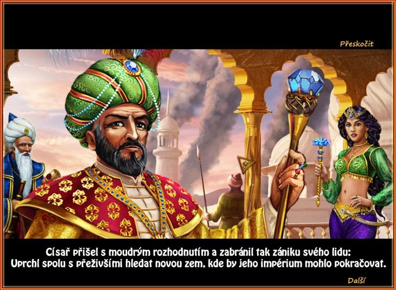Obrázek ze hry Císařský ostrov 1 - Ráj na zemi