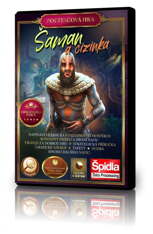 Hledačky - Šaman a cizinka - Sběratelská edice