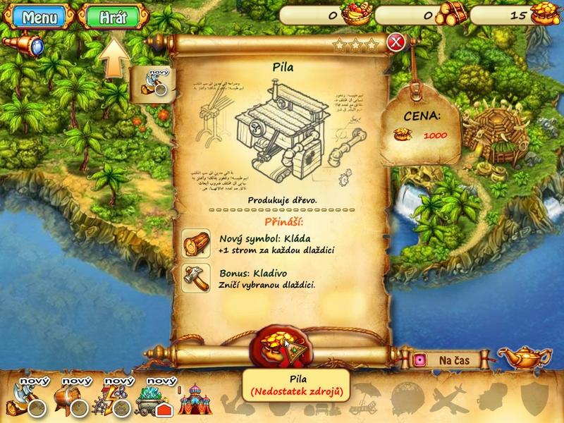 Obrázek ze hry Císařský ostrov 3 - Expanze