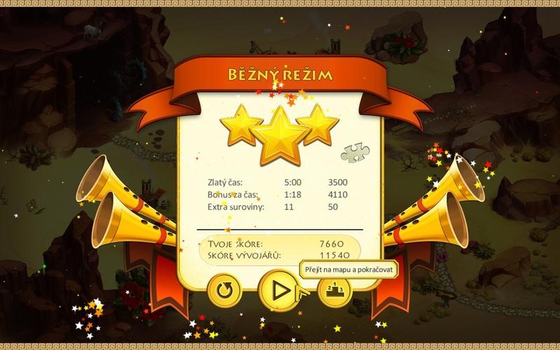 Obrázek ze hry 12 úkolů pro Herkula 2 - Krétský býk