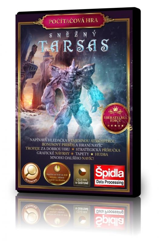 Hledačky - Sněžný Tarsas - Sběratelská edice