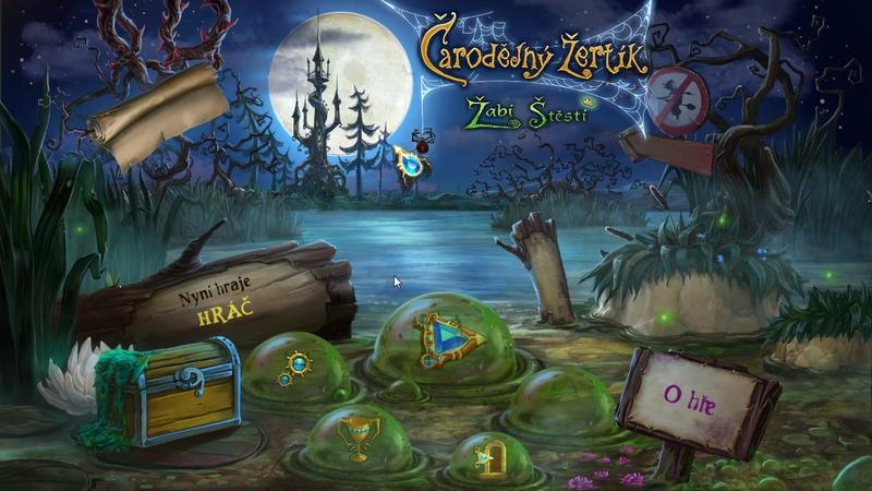 Obrázek ze hry Čarodějný žertík - Žabí štěstí
