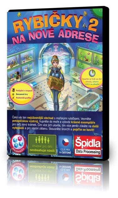 Logické hry - Rybičky 2 - Na nové adrese