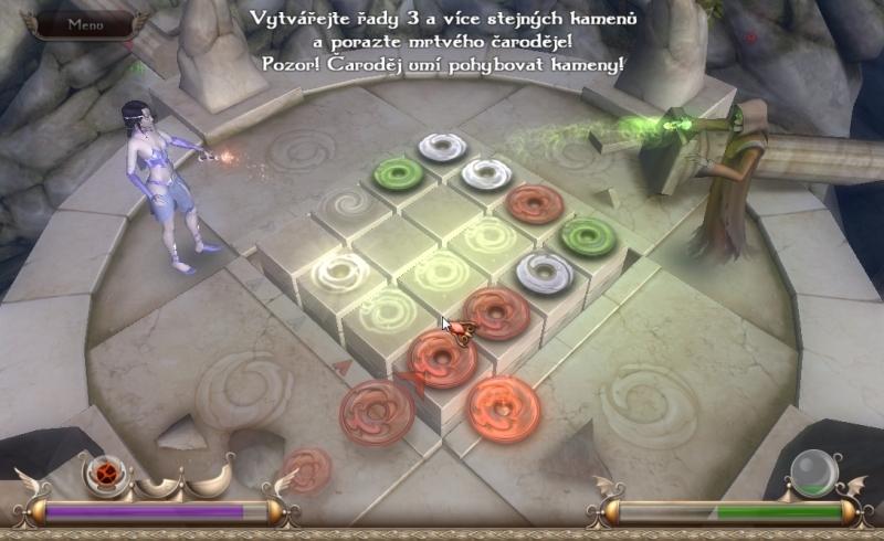 Obrázek ze hry Čarodějka