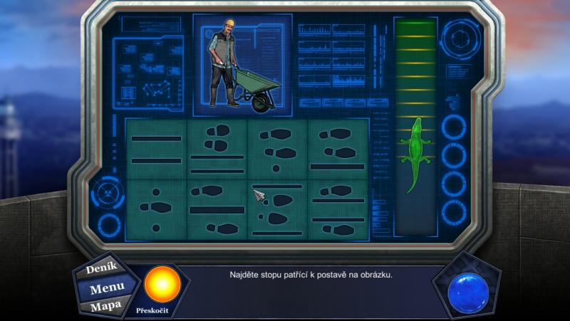 Obrázek ze hry Časová vlna