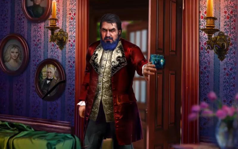 Obrázek ze hry Ukrutný Modrovous - Sběratelská edice