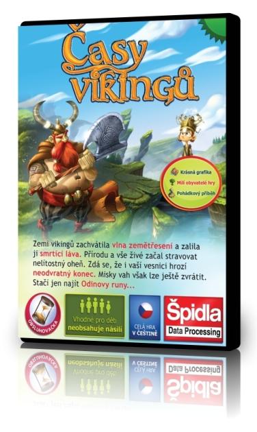 Obsluhovačky - Časy Vikingů