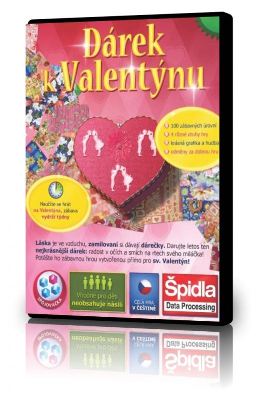 Spojovačky - Dárek k Valentýnu
