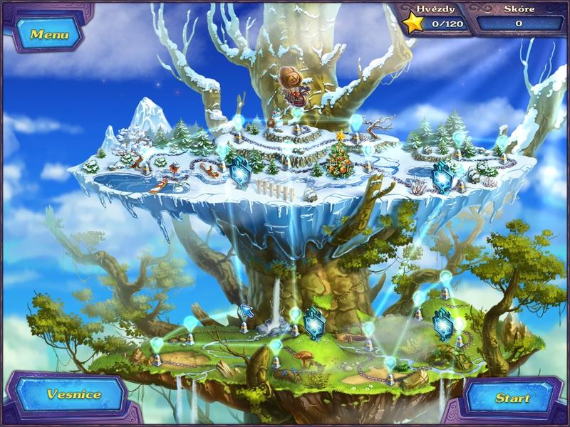 Obrázek ze hry Časy Vikingů