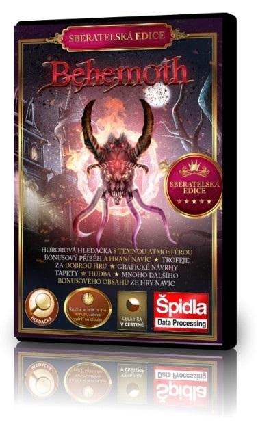 Hledačky - Behemoth 1 - Sběratelská edice