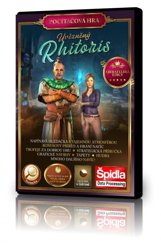 Hledačky - Uvězněný Rhitoris - Sběratelská edice
