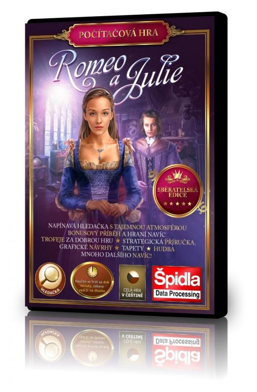 Hledačky - Romeo a Julie - Sběratelská edice