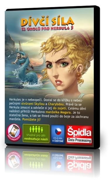 Obsluhovačky - 12 úkolů pro Herkula 3 - Dívčí síla