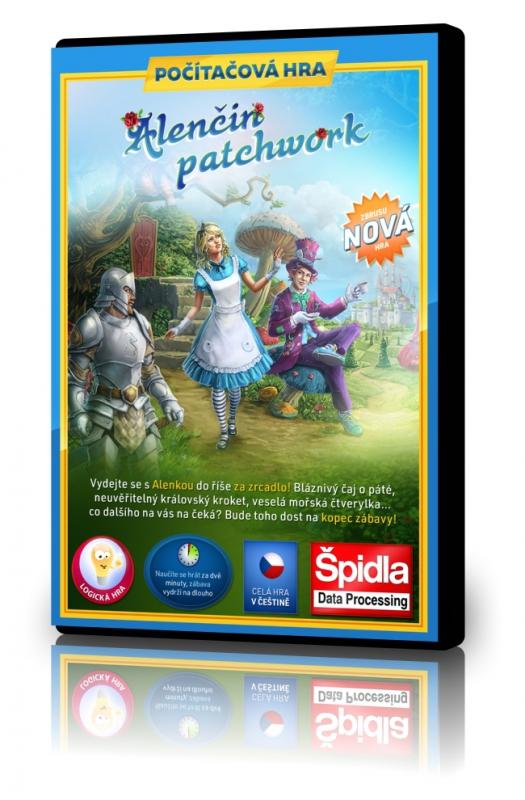 Logické hry - Alenčin patchwork