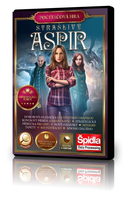 Hledačky - Strašlivý Aspir - Sběratelská edice