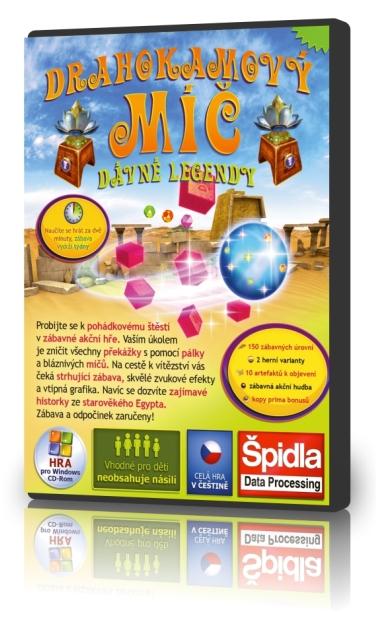 Akční hry - Drahokamový míč