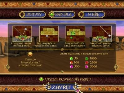Obrázek ze hry Drahokamový míč