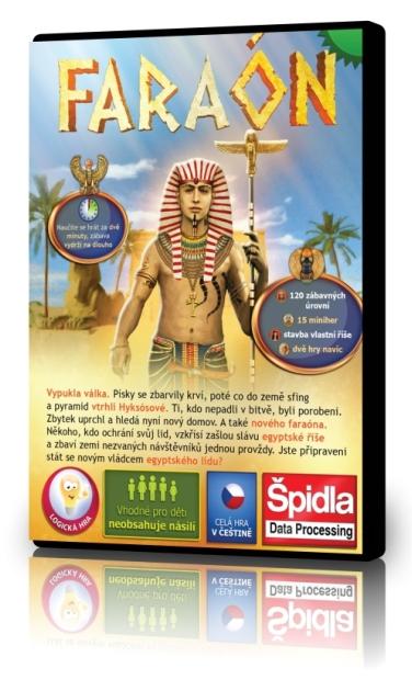 Logické hry - Faraón