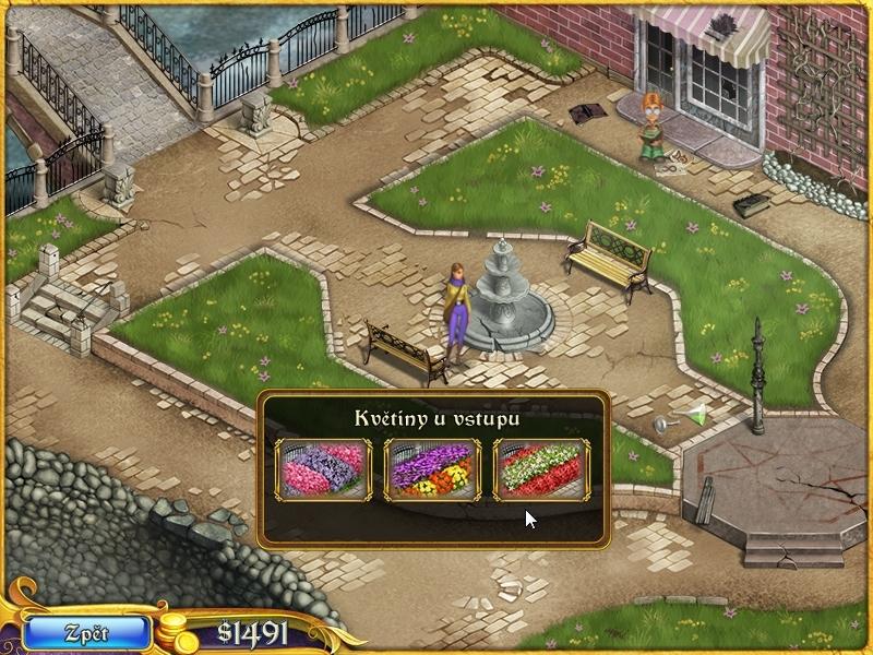 Obrázek ze hry Ahoj Benátky
