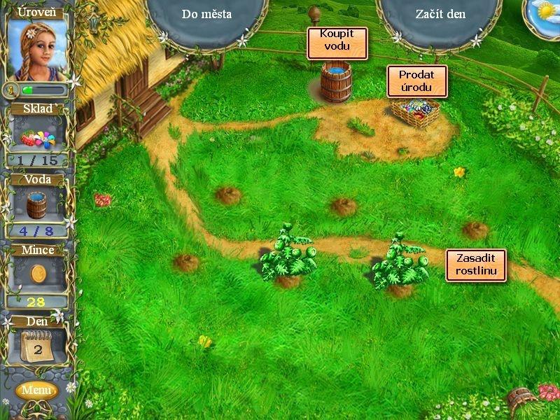 Obrázek ze hry Kouzelná farma