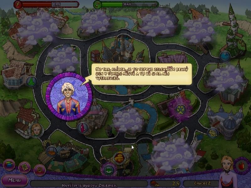 Obrázek ze hry Kouzelnická akademie