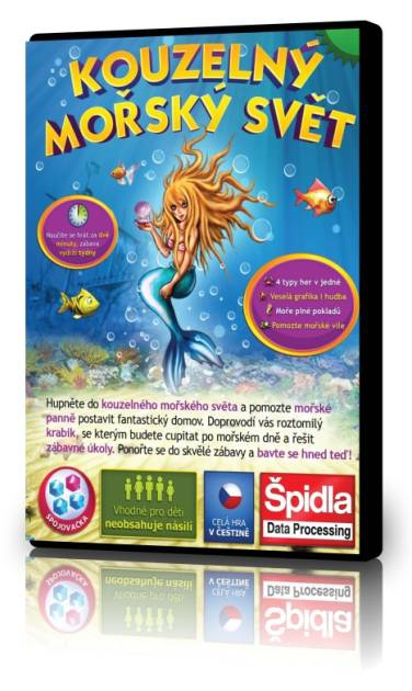 Spojovačky - Kouzelný mořský svět