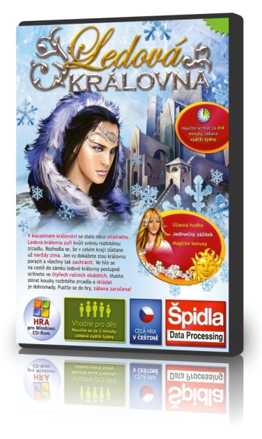 Logické hry - Ledová královna 1