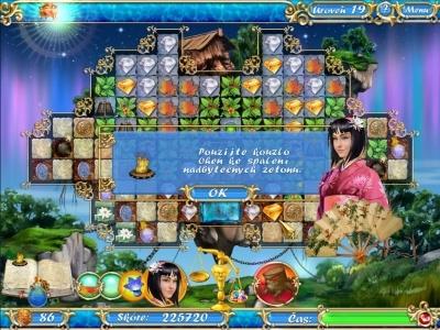 Obrázek ze hry Ledová královna 2