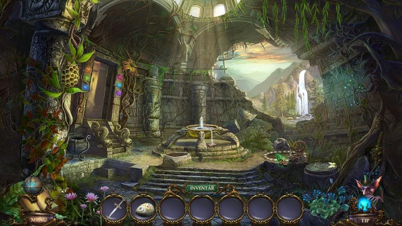 Obrázek ze hry Amulet snů