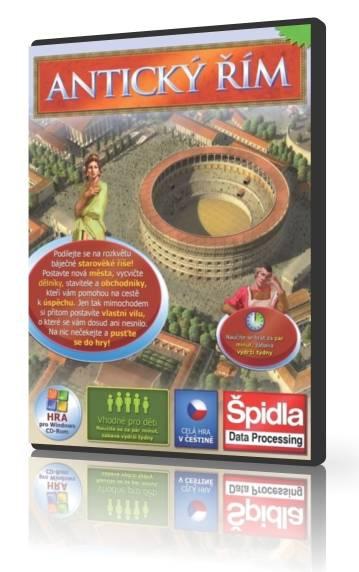 Logické hry - Antický Řím 1
